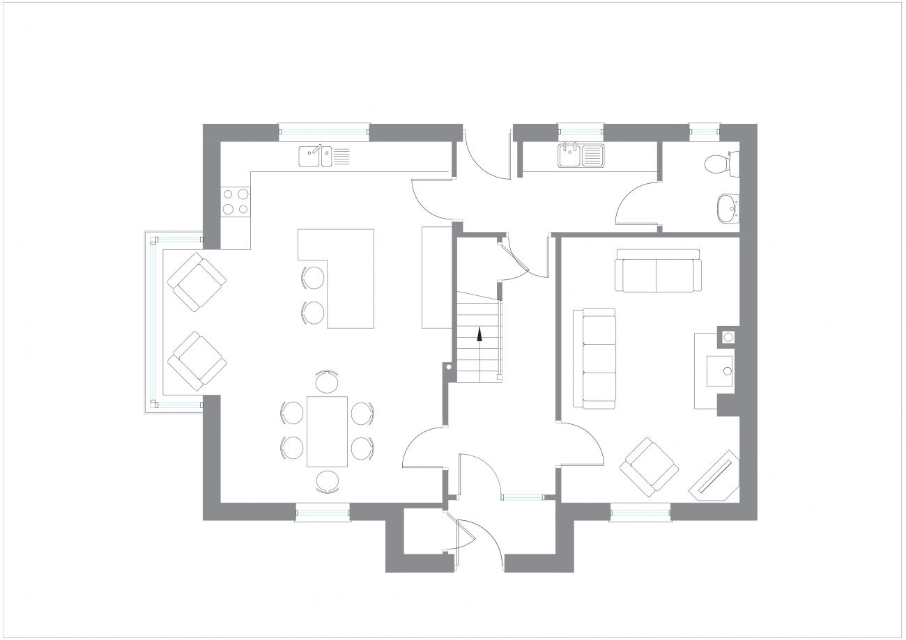 The Drumragh - Ground Floor