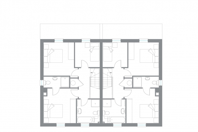 The Blackstone - First Floor Plan