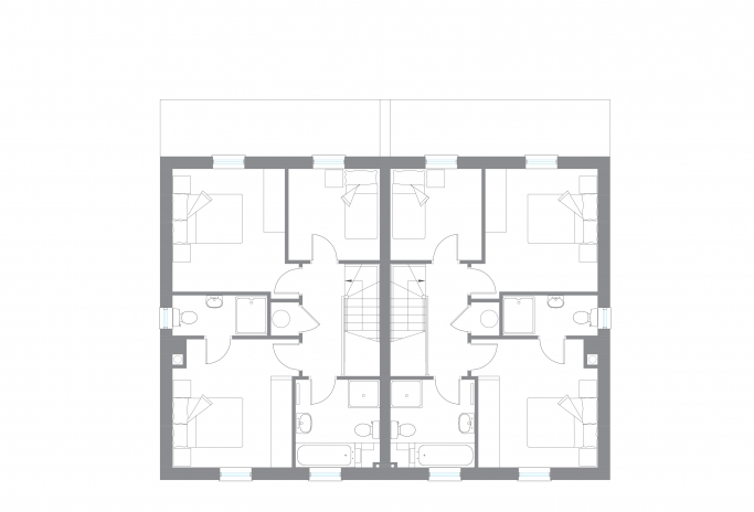 The Erne - First Floor Plan