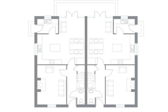 The Blackstone - Ground Floor Plan