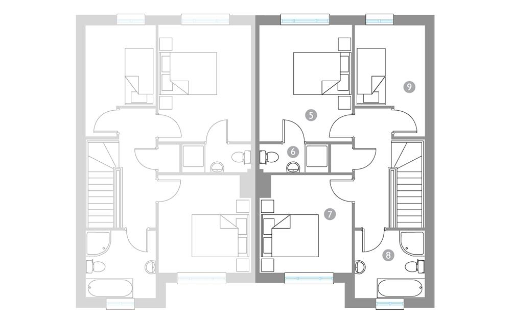 Type I - First Floor
