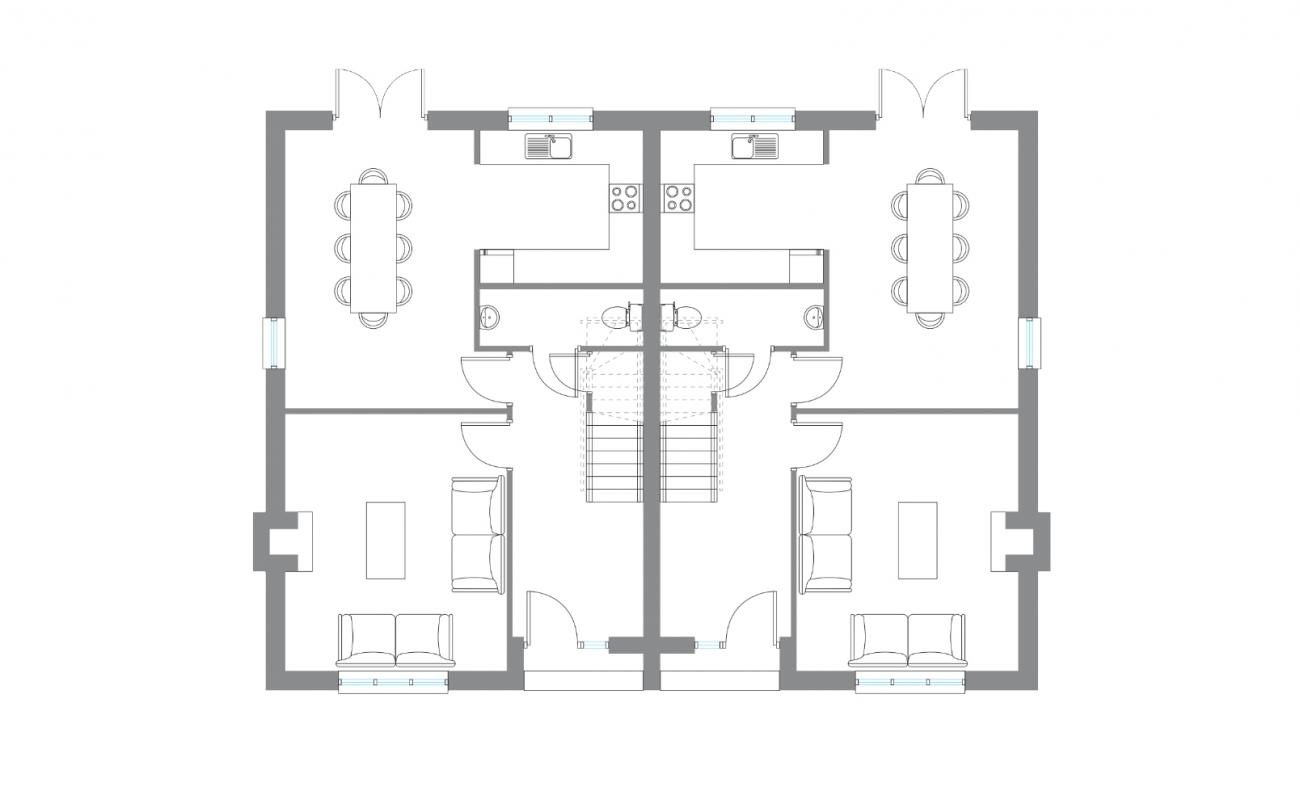 Type B - First Floor