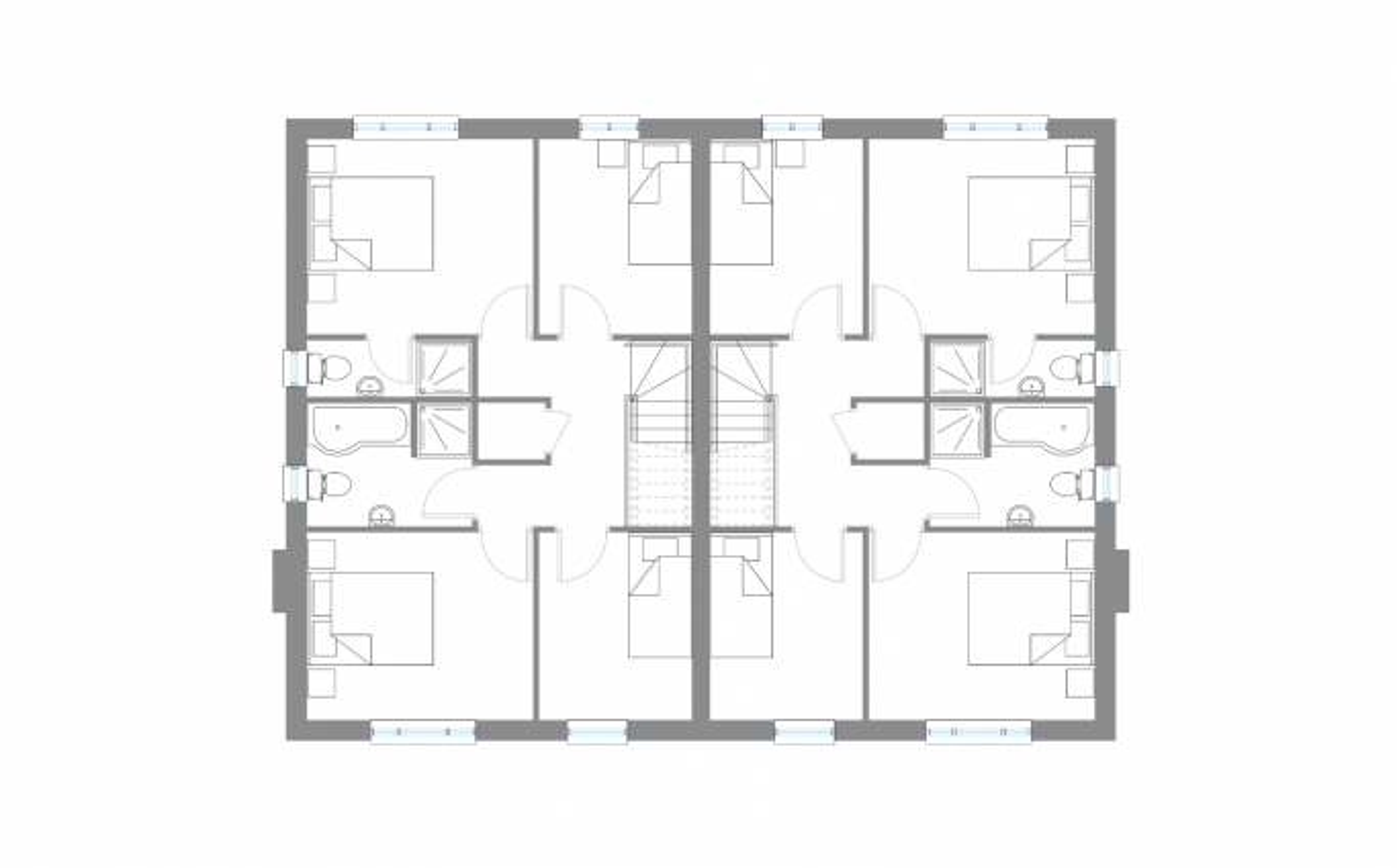 Type B - Ground Floor